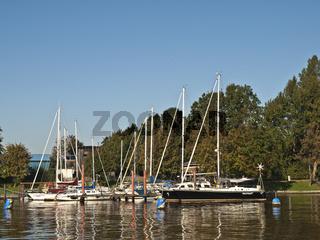 Jachthafen Emden
