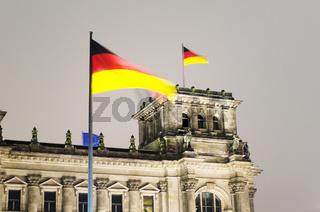 Reichstag Flagge