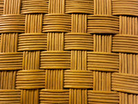 Bamboo craft texture, simple design