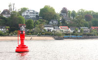 Ton portside before Blankenese