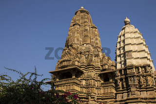 Lakshmana Temple in the Western Group of Temples in Khajuraho