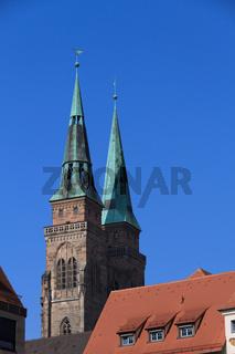 Kirchtürme St. Sebaldus