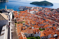 Od town city walls, Dubrovnik