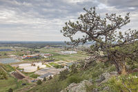 Fort Collins foothills