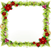 Christmas background design to add any text