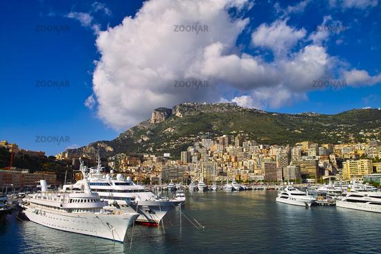 marina of Monaco