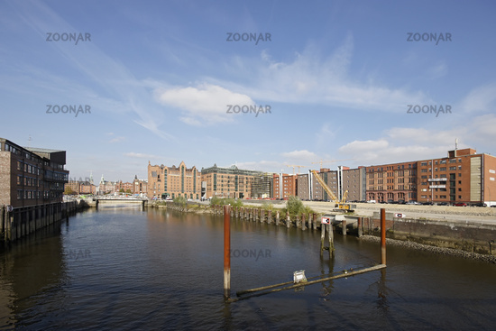 Elbtorquartier in Hamburg
