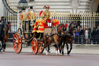 State Opening of Parliament in London, UK