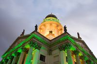 German Cathedral, Gendarmenmarkt, Berlin, Germany