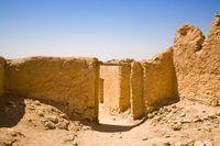 Ancient Village Ruins Chebika.