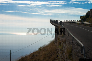 Road into the sky
