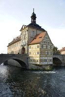 Bamberg, Old Town Hall