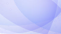 Abstract violet background with transparent bubbles