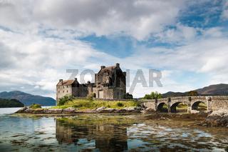 Eilean Donan Castle - Highlands Schottland