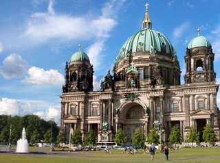 Kuppel des Berliner Dom