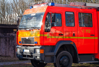 Firefighting Vehicle