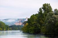 castle Beynac, Perigord, Aquitaine, France