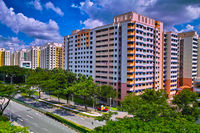 apartment houses Singapure