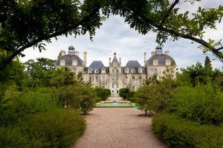 Castle of Cheverny, Loir et cher, France
