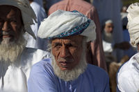 Portrait of an Omani man, Nizwa, Sultanate of Oman