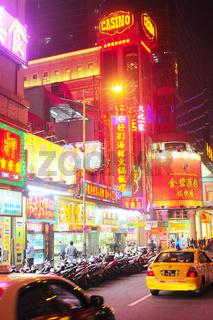 Macao street