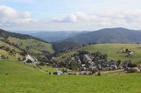 Schauinsland near Freiburg
