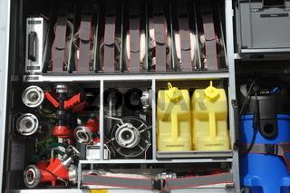 Feuerwehr Ausstattung