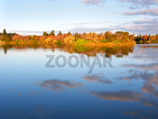 Lake Pertobe Warrnambool Australia