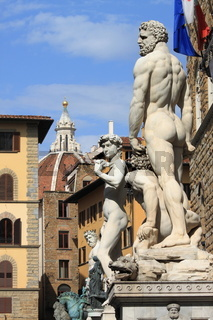 Urban scenic in Florence