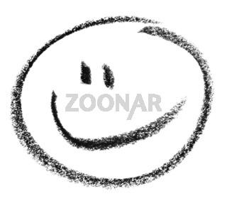 smiley sketch