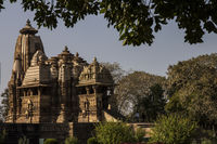 Devi Jagadamba Temple in the Western Group of Temples in Khajuraho