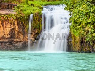 Dry Sap waterfall