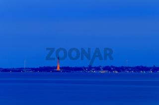 Kiel - Laboe - Turm und U-Boot am Strand