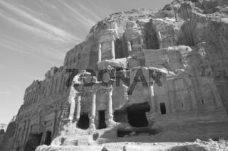 Korinthisches Grab, Petra, Jordanien