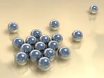 Chrome Balls Abstract