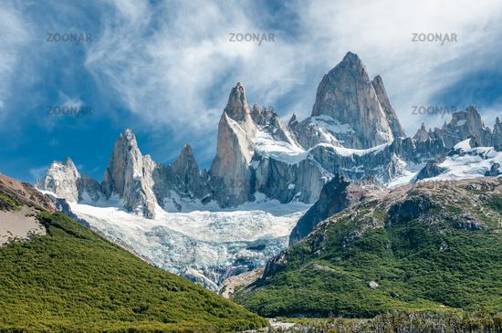 Fitz Roy mountain, Patagonia, Argentina