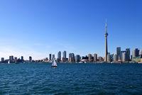 Sailing in Toronto