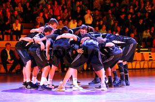 ProA 2012/13 BG Göttingen vs. BG Karlsruhe