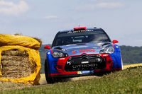 Robert Kubica ADAC Rally Deutschland 2013