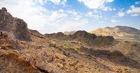 stone desert Rub' al Khali