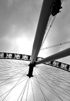 London Eye.