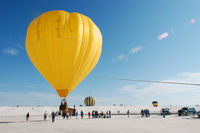 Balloon Festival at White Sands