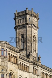 Hannover - Welfenschloss/ Universität
