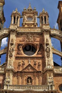 Spain: Kathedrale von Astorga