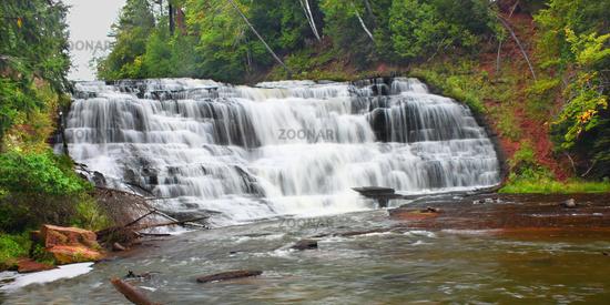Agate Falls Michigan