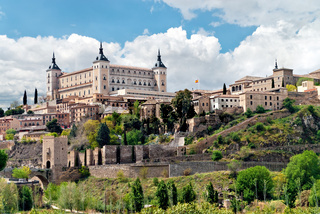 Old town of Toledo