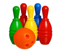 Toy bowling