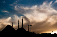 Istanbul sky