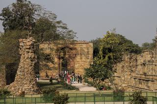 Qutb Minar complex, Delhi