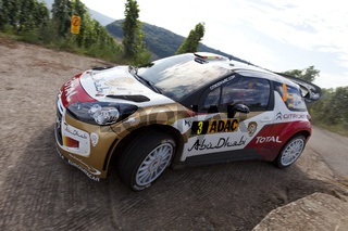 Dani Sordo ADAC Rallye Deutschland 2013